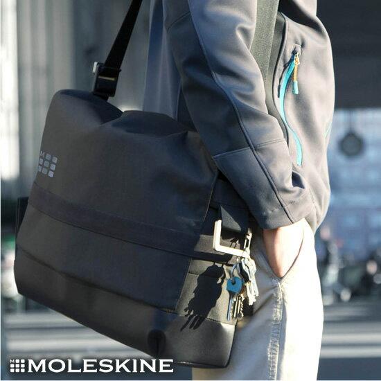 モレスキン MOLESKINE マイクラウド mycloud メッセンジャーバッグ【カバン 鞄】