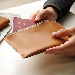 名入れ無料dunnパスポートケース/ペンケースアルテルンデザインおしゃれ