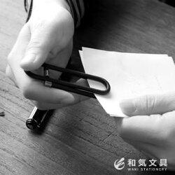 【あす楽対応】本革ギフト日本製革巻きクリップL
