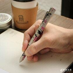 ボールペンショーン・デザインSchonDSGN#02マルチカラーアルミニウムクリップペンショーンデザイン
