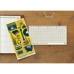 【2019年限定品】トラベラーズノートTRAVELER'SNotebook下敷通常サイズ【あす楽対応】