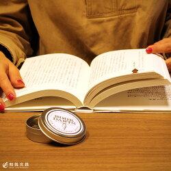 ブックダーツBOOKDARTS和気文具オリジナルデザイン缶75個入り3色ミックスブックマーク栞しおり
