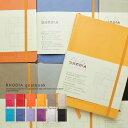 バレットジャーナル 【名入れ 無料】 ロディア RHODIA ゴールブック goalbook A5サイズ ページ番号付 5mmドット方眼ノ…