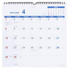 【2020年 カレンダー】クオバディス QUOVADIS ウォールプランナー 壁掛けカレンダー