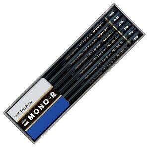 トンボ鉛筆 鉛筆 モノR 4B MONO-R4B