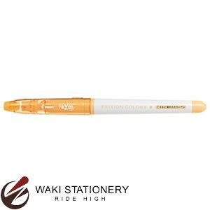 パイロット 消せるカラーペン フリクションカラーズ (インク色:ペールオレンジ) SFC-10M-PO [SFC-10M] / 10セット【消えるボールペン】