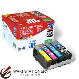 ジット ジット インクジェットカートリッジJIT-C320321 4色パック JIT-C3203214P [JIT-C320321]