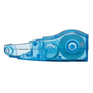 プラス ホワイパーミニローラー 交換テープ 5mm幅 ブルー WH-635R