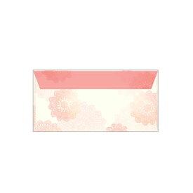 ササガワ [タカ印] 商品券袋 横封式 レース 100枚入 9-371 [9-37]
