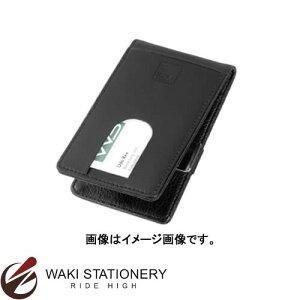 トロイカ パスケース付カードケース&マネークリップ ミッドナイト CCC39/LE