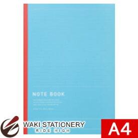 マルアイ NOTEBOOK A4 A罫 ブルー NT-A4B [NT-A4] / 10セット