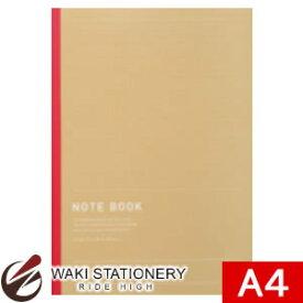 マルアイ NOTEBOOK A4 A罫 クリーム NT-A4C [NT-A4] / 10セット