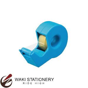 コクヨ テープカッター カルカット(ハンディタイプ・小巻き) 青 T-SM300LB