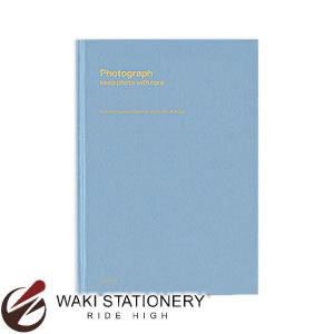 デルフォニックス PD フォトアルバム ベーシック B5 ライトブルー 500192-361