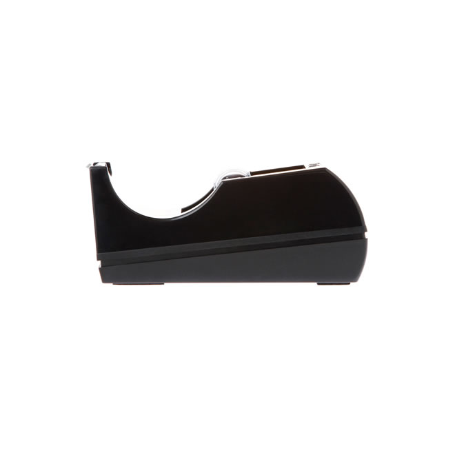 デルフォニックス マス テープディスペンサー Lサイズ ブラック 400009-105