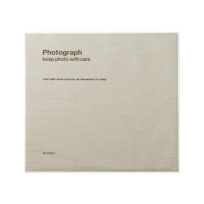 デルフォニックス PD フォトアルバム リング Lサイズ 麻 500174-901