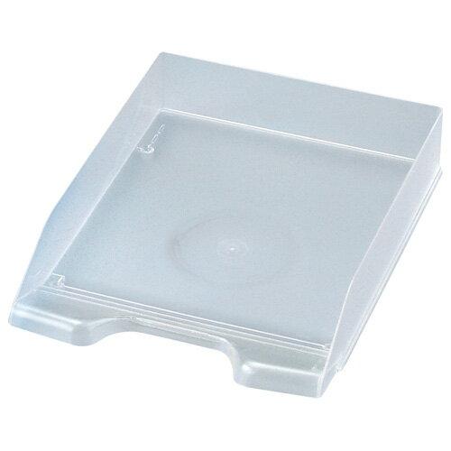セキセイ ボックスファイル デスクトレー A4 クリア SSS-1246-90 / 10セット