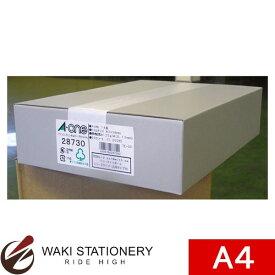 エーワン A-One パソコンプリンタ&ワープロラベル 日立・リコータイプ 14面 A4判 500シート 28730