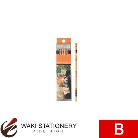 トンボ鉛筆 書きかた鉛筆 ハローネイチャー LP B KB-KHNLPB