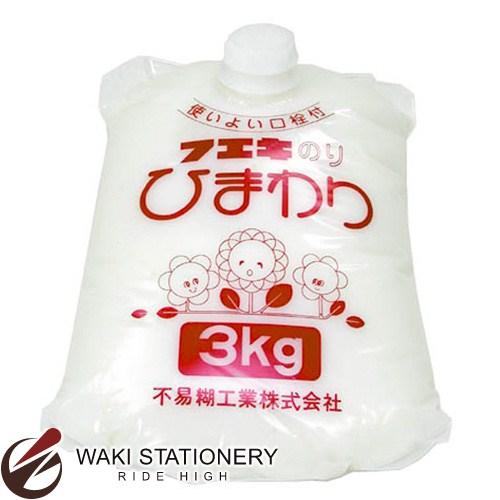フエキ ひまわり のり 3kg FH300補充用 [FH]【のり 糊】
