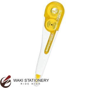 コクヨ 修正テープ [ケシピコスリム] 詰め替えタイプ 幅4mm×長さ8m 白色 イエロー TW-M254