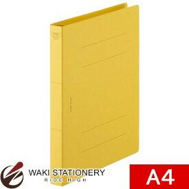 ライオン事務器 フラットファイル A4S 250枚(25mm) 黄 [AW-517S] 10281 / 10セット
