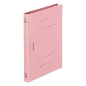 ライオン事務器 フラットファイル B6S 150枚(15mm厚) ピンク [A-546K-B6S] 10661 / 10セット