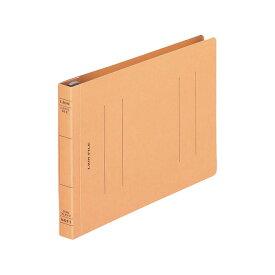 ライオン事務器 フラットファイル B6E 150枚(15mm厚) 黄 [A-547K-B6E] 10666 / 10セット