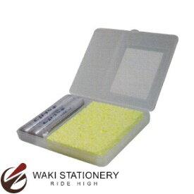 日本理化学工業 キットパス工事用 2本セットクリーナー付き (インク色:白) KK-2-W