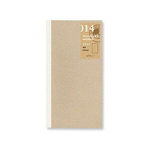 トラベラーズノート TRAVELER'S Notebook リフィル クラフト【デザイン文具】 【トラベラーズ レギュラー】