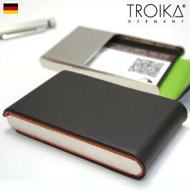 トロイカ TROIKA ビジネスカードケース【デザイン文具】