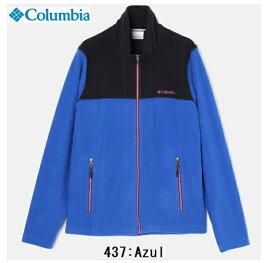 Columbia コロンビア マンスフィールドフルジップトップ PM1427