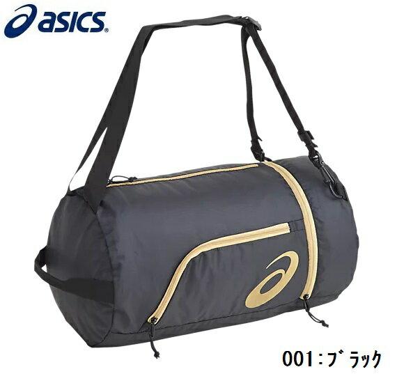 asics アシックス 野球バッグ  2WAYドラムバッグ3123A366