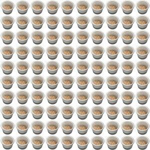 業務用【北海道産】朝食用カップ納豆 40g×100個 (タレ付き) 納豆 なっとう ナットウ カップ ご飯のお供 ご飯のおとも ごはんのお供 おかず 冷凍保存可