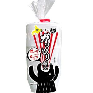 ガッツリ納豆 100gx3 300g 北海道産極小粒 たれなし なっとう ナットウ 小粒 北海道 北海道産 北海道グルメ 国産 納豆菌 国産大豆 大豆 ご飯のお供 ごはんのおとも ごはんのお供 ご飯の友 お取