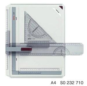 ロットリング 製図ボード ラピッドボード A4 S0 232 710
