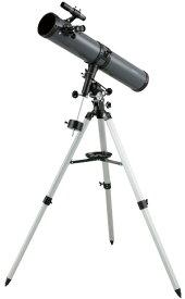 【ペーパークラフトプレゼント♪】レイメイ藤井 天体望遠鏡 反射式 赤道儀 適正倍率114倍 RXA190