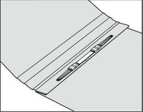 コクヨフラットファイルV樹脂製とじ具A4縦3冊パックフ-V10-3