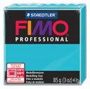 【メ可】ステッドラー CLAY FIMO オーブンクレイ フィモ プロフェッショナル <ターコイズ> 8004-32