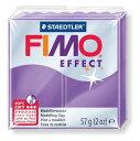 【メ可】ステッドラー CLAY FIMO オーブンクレイ フィモ エフェクト <半透明パープル> 8020-604