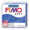 【メ可】ステッドラー CLAY FIMO オーブンクレイ フィモ ソフト <ブリリアントブルー> 8020-33