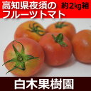 極上甘熟フルーツトマト夜須約2kg大箱【クール便】
