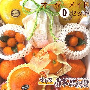 白木果樹園旬のオーダーメイドフルーツ詰め合わせ【Dセット】