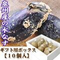 泉州産水なす(ぬか漬)10個【ギフト用BOX】夏の味覚水茄子を仕事人山崎さんの自慢の品