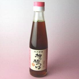 湯浅醤油 濃縮 柚子梅つゆ 200ml