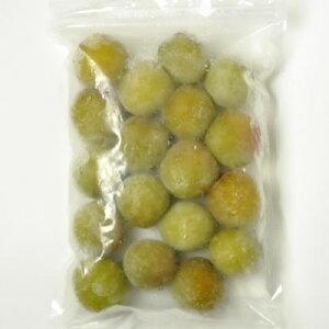 冷凍青梅(生梅)品種=南高梅 500g【紀州和歌山産】梅酒、梅シロップ専用・クール冷凍便発送