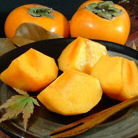 送料無料・和歌山の柿(贈答用・個装)西浦さんちの富有柿約3.5〜4kg[12個〜16個入]和歌山県産 産直 産地直送