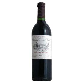 訳あり シャトー・テルトル・ド・シベール[1994]コート・ド・ブール AOC 赤 ラベルやキャップシールに傷みあり フランス ギフト プレゼント ワイン 赤ワイン