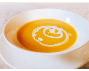 カボチャのスープ 自家製農園で栽培した野菜を使用 玉ねぎ カボチャ一部使用 自店オリジナル レトルト 常温保存 温めてそのまま容器へ 安心 安全 無農薬 無添加