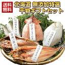 父の日 ギフト プレゼント【送料無料】北海道.無添加干物セット.5種類7尾の充実内容!おつまみ 海鮮 魚介類 食べ物 グ…